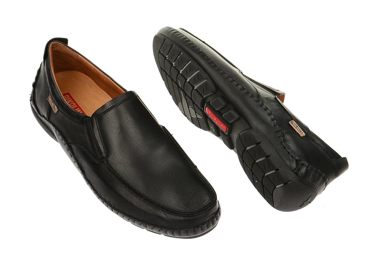 PikolinosPikolinos Marbella Mokassin Slipper - schwarz - M0A-3019 - Cerrado Hombre , color Negro, talla 39: Amazon.es: Zapatos y complementos