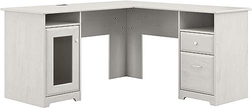Best home office desk: Bush Furniture Cabot L Shape Desk