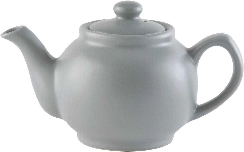 Price /& Kensington Teapot 2 Cup Matt Grey 330399