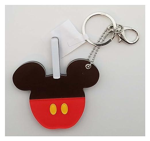 Parques de Disney - Mickey Mouse Candy Apple Llavero con ...