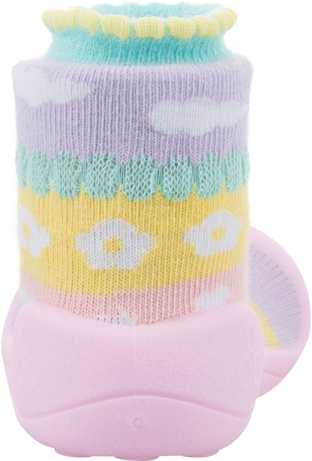 Attipas Baby First Walker Shoes (Large, Attibebe Pink) by Attipas (Image #4)