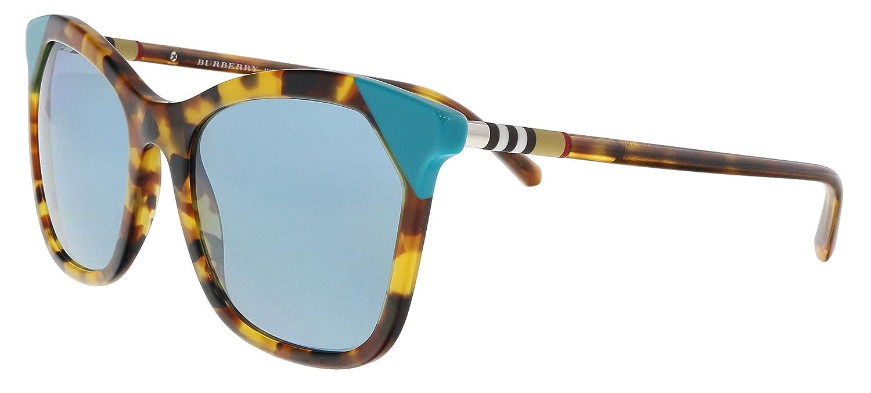 Burberry 0Be4263 371080 54, Gafas de Sol para Mujer, Marrón ...