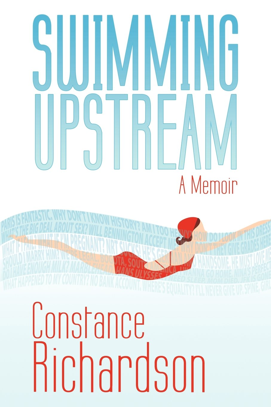 Swimming Upstream Memoir Constance Richardson product image