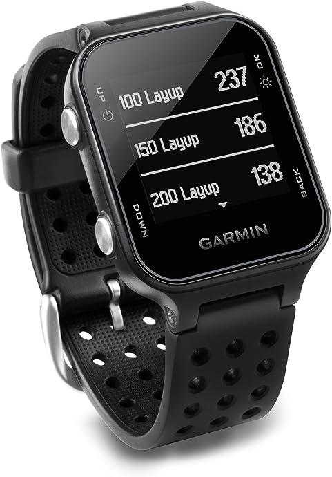 金盒特价 Garmin 佳明 Approach S20 高尔夫球腕表 5.3折$105.99 海淘关税补贴到手约¥869 中亚Prime会员免运费直邮到手约¥893