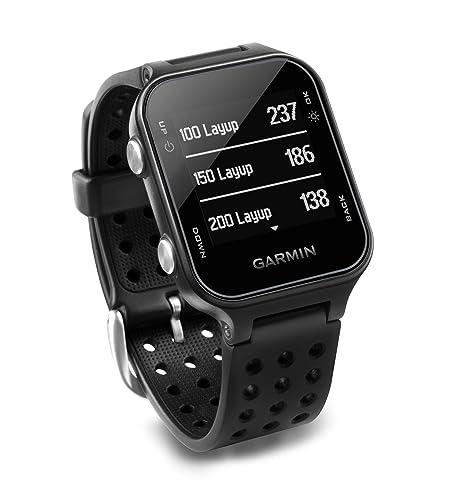Garmin Approach S20 GPS Golf Watch - Black