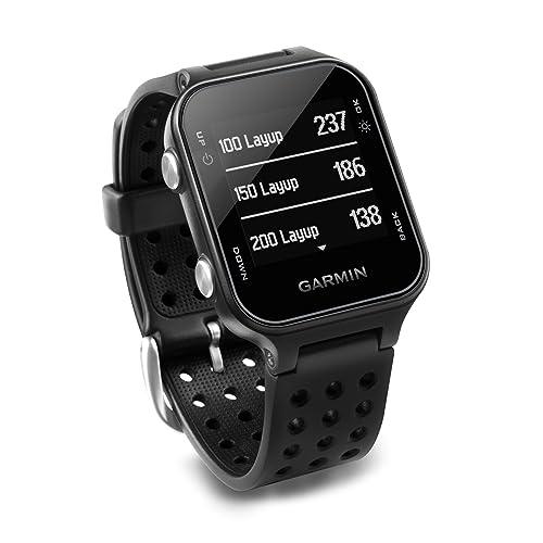 Garmin Approach S20 - Montre GPS de Golf - Noir