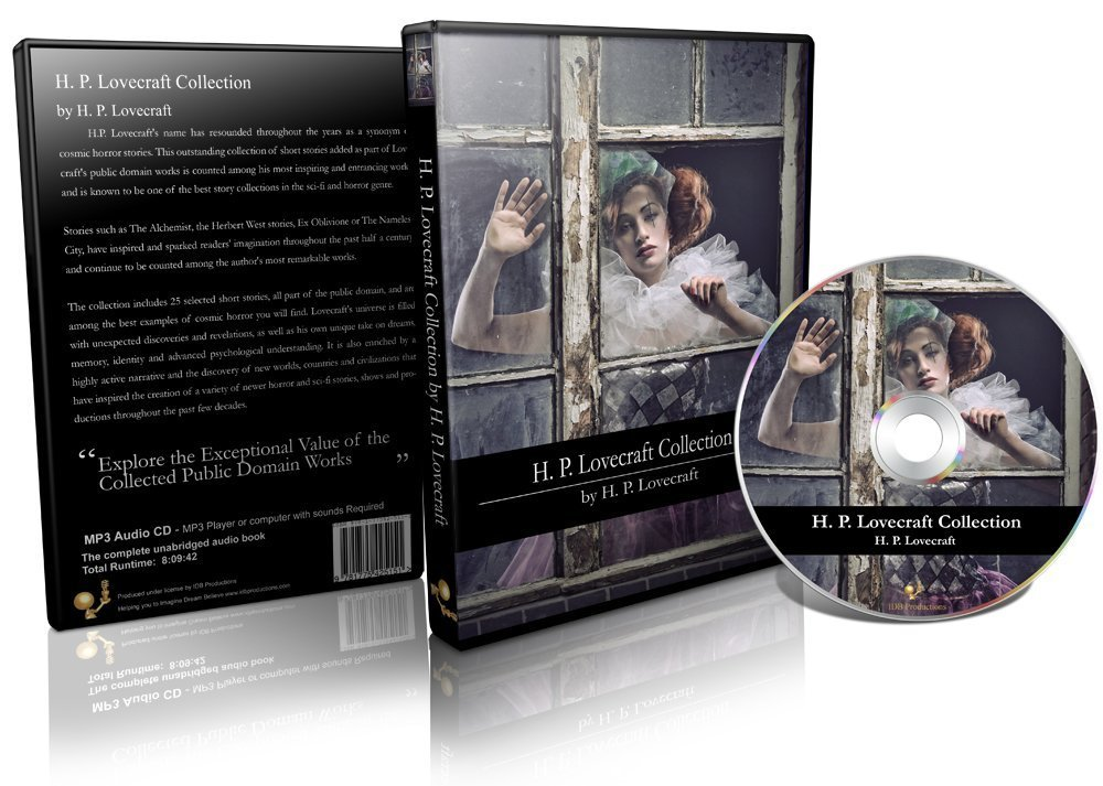 Download H. P. Lovecraft Collection pdf epub