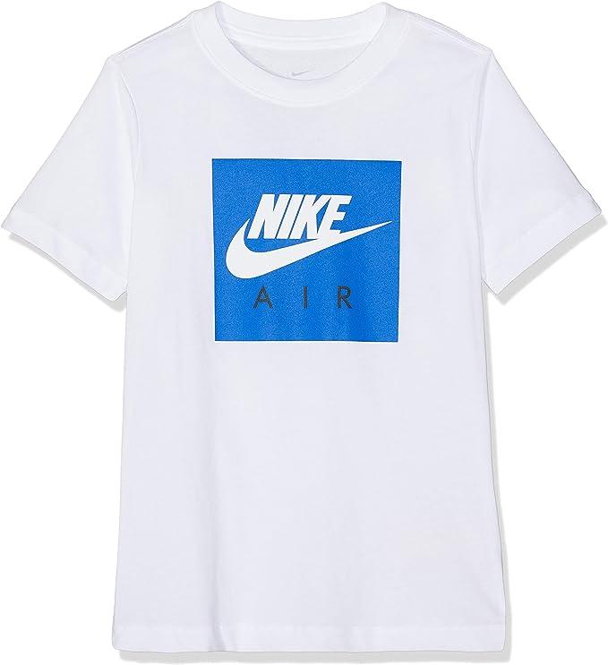 NIKE B NSW Air Box - Camiseta de Manga Corta Niños: Amazon.es: Ropa y accesorios