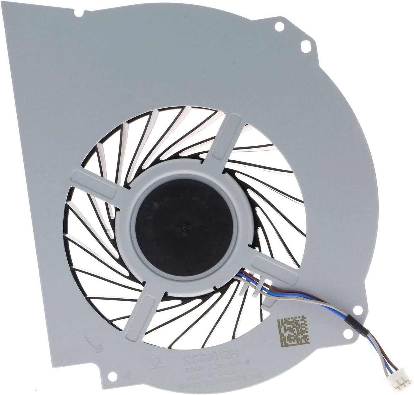 CPU Cooling Fan for Sony Playstation 4 PS4 Pro G95C12MS1AJ-56J14 KSB1012H