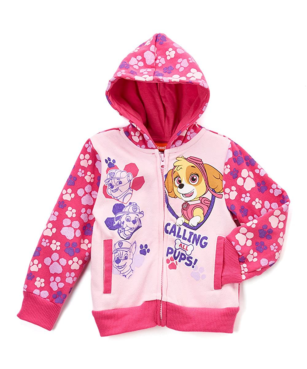 check out b55a5 28259 Top8  Nick Jr Little Girls  Paw Patrol Hoodie
