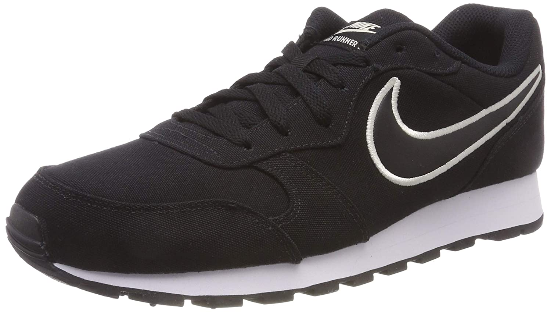 TALLA 41 EU. Nike MD Runner 2 Se, Zapatillas de Deporte para Hombre