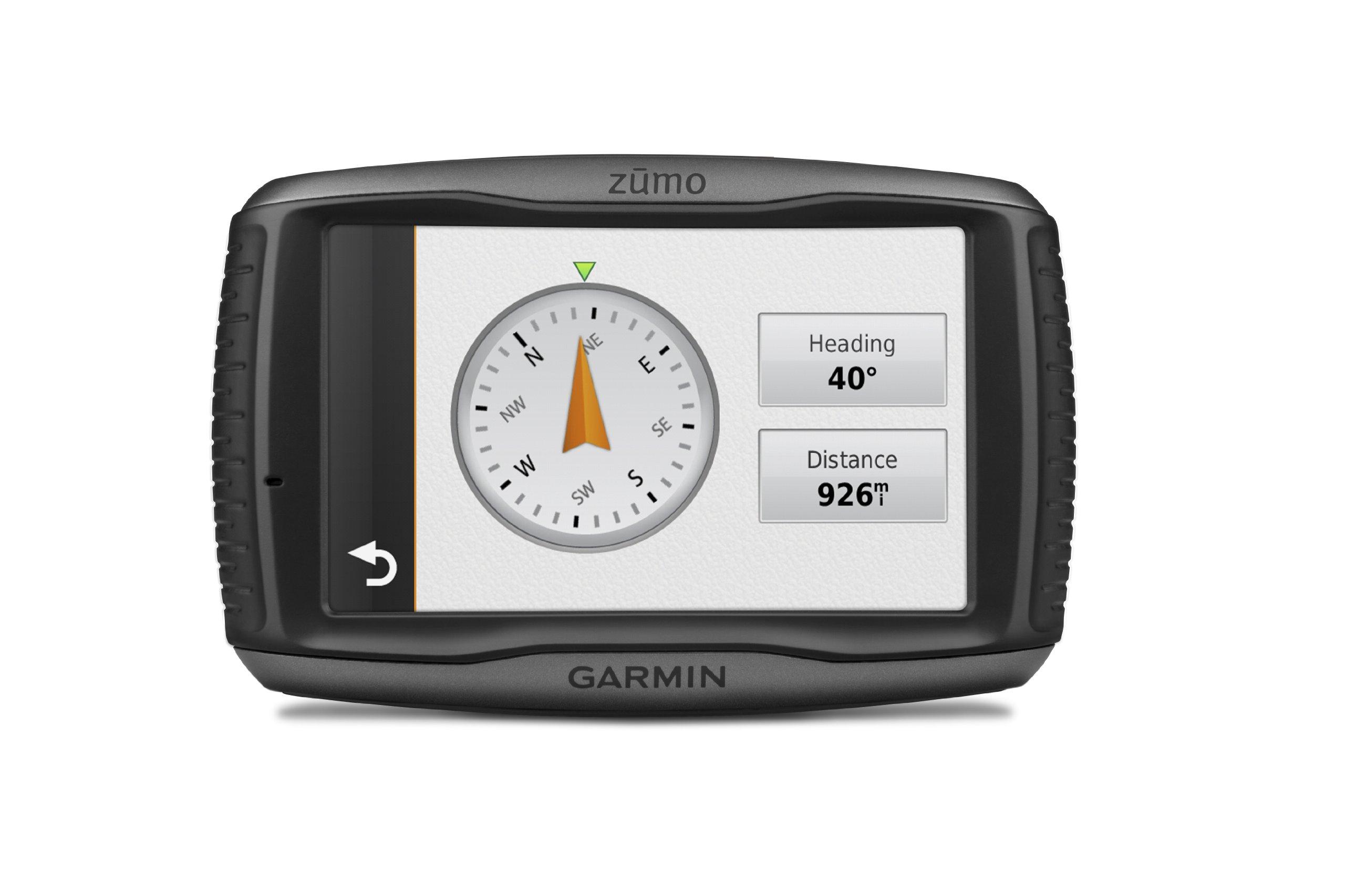 Garmin Zumo 590LM by Garmin (Image #5)