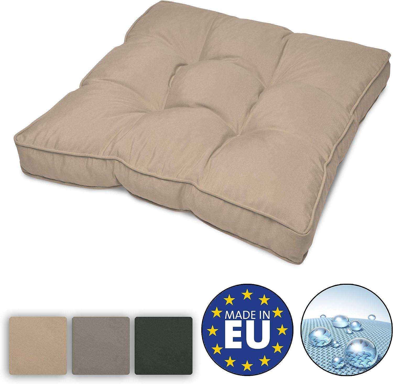 liens Retour /& siège extérieur imperméable carreau de chaise coussin jardin PATIO meubles w