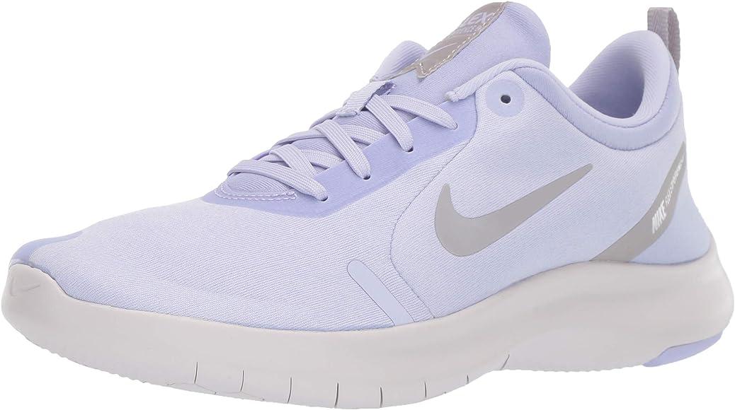 Nike Wmns Flex Experience RN 8, Zapatillas de Trail Running para Mujer, Multicolor (Lavender Mist/Atmosphere Grey 500), 36 EU: Amazon.es: Zapatos y complementos