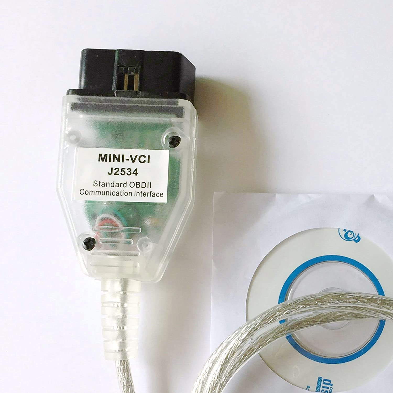 Lecteur de scanner de code diagnostique de loutil V12.2 J2534 OBD2 du programmeur TMPS OBD de