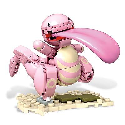 Mega Construx Pokemon Detective Pikachu Lickitung: Toys & Games