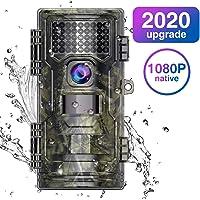 WiMiUS Cámara de Caza 20MP 1080P(30FPS), Camara Caza