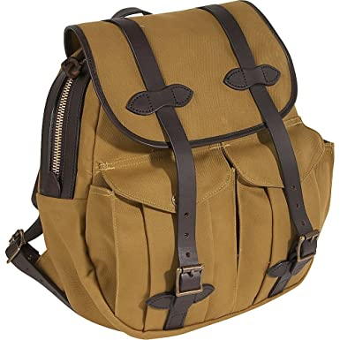Amazon.com   Filson 262 Rucksack- Tan   Casual Daypacks ab0abf3e64