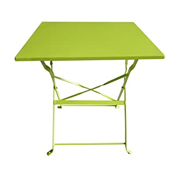 Small Square Foldable Tea Table Uv Protection Coffee Table