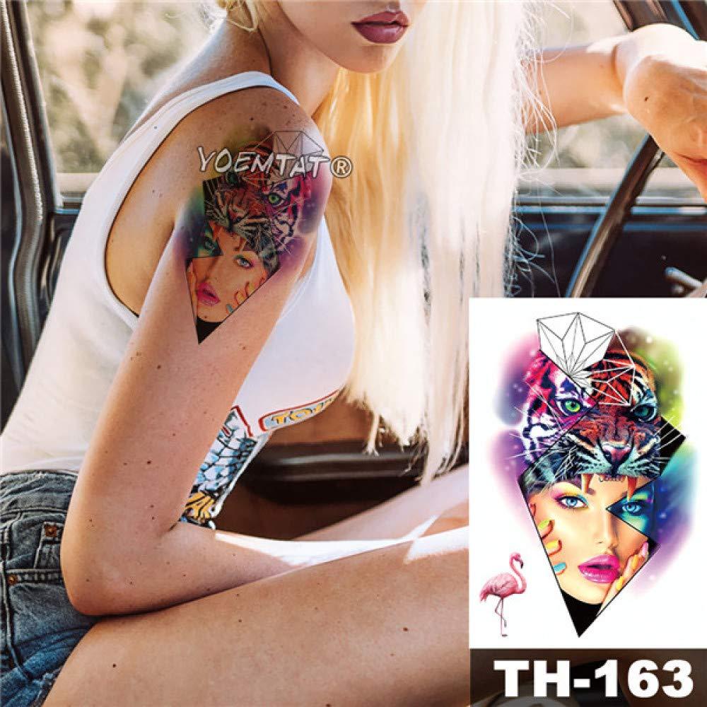 tzxdbh 3Pcs-Impermeable Etiqueta engomada del Tatuaje Reloj de ...