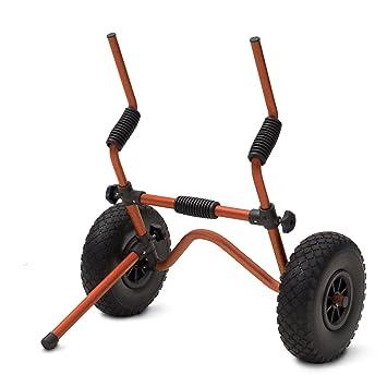 Legado Sit On Top Kayak carrito Scupper carrito y función atril, color naranja: Amazon.es: Deportes y aire libre