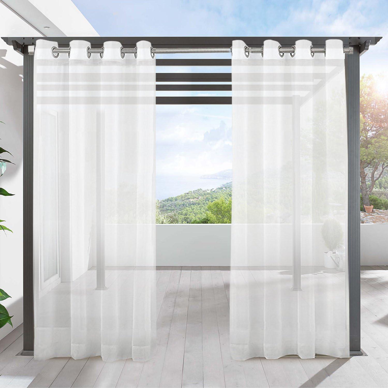 LIFONDER Lifeder Panel de Cortina de Patio - Paneles de Interior y ...