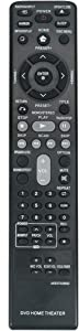 AKB37026852 Replaced Remote fit for LG DVD Home Theater System DH4130S S43S3-S S43S3-W DH4430P S43S2-S S63T1-C S43S1-W S43T1-S DH4530T