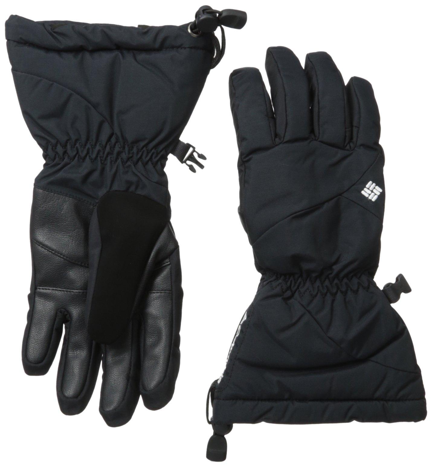 Columbia Sportswear Women's Tumalo Mountain Gloves, Black, Large