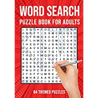 Word Search Puzzle Books for Adults: Large Print Wordsearch | 84 USA Themed Puzzles (US Version)