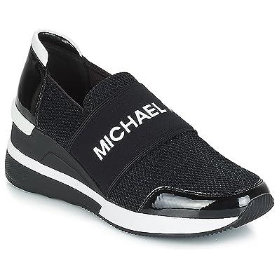 styles divers chercher offre Michael Kors TG 38 Nuovo Chaussures Femme Baskets Basses ...