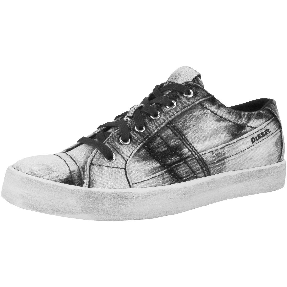 DIESEL Weiblich D-String (Y01691-ps815-t8013) Niedrig Sneaker Niedrig schwarz (Y01691-ps815-t8013) D-String 185524