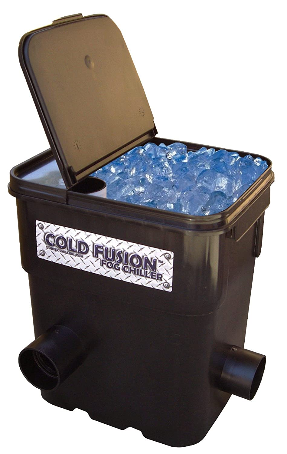Vortex Chillers Home Series Cold Fusion -Black Fog Chiller Froggys Fog HB191613
