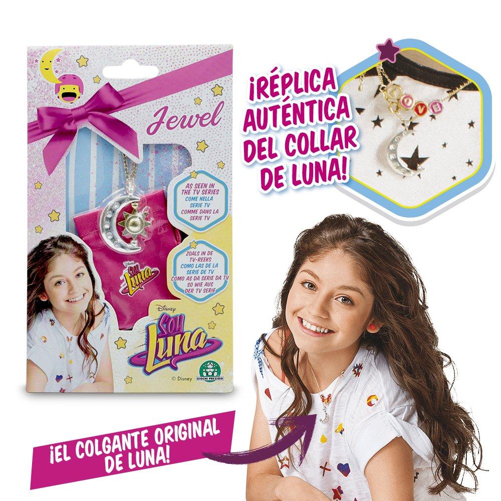 Soy Luna - Colgante (Giochi Preziosi YLU49000)
