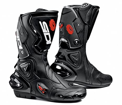 Sidi Vertigo Stivali da Moto, Nero, 44: Amazon.it: Auto e Moto