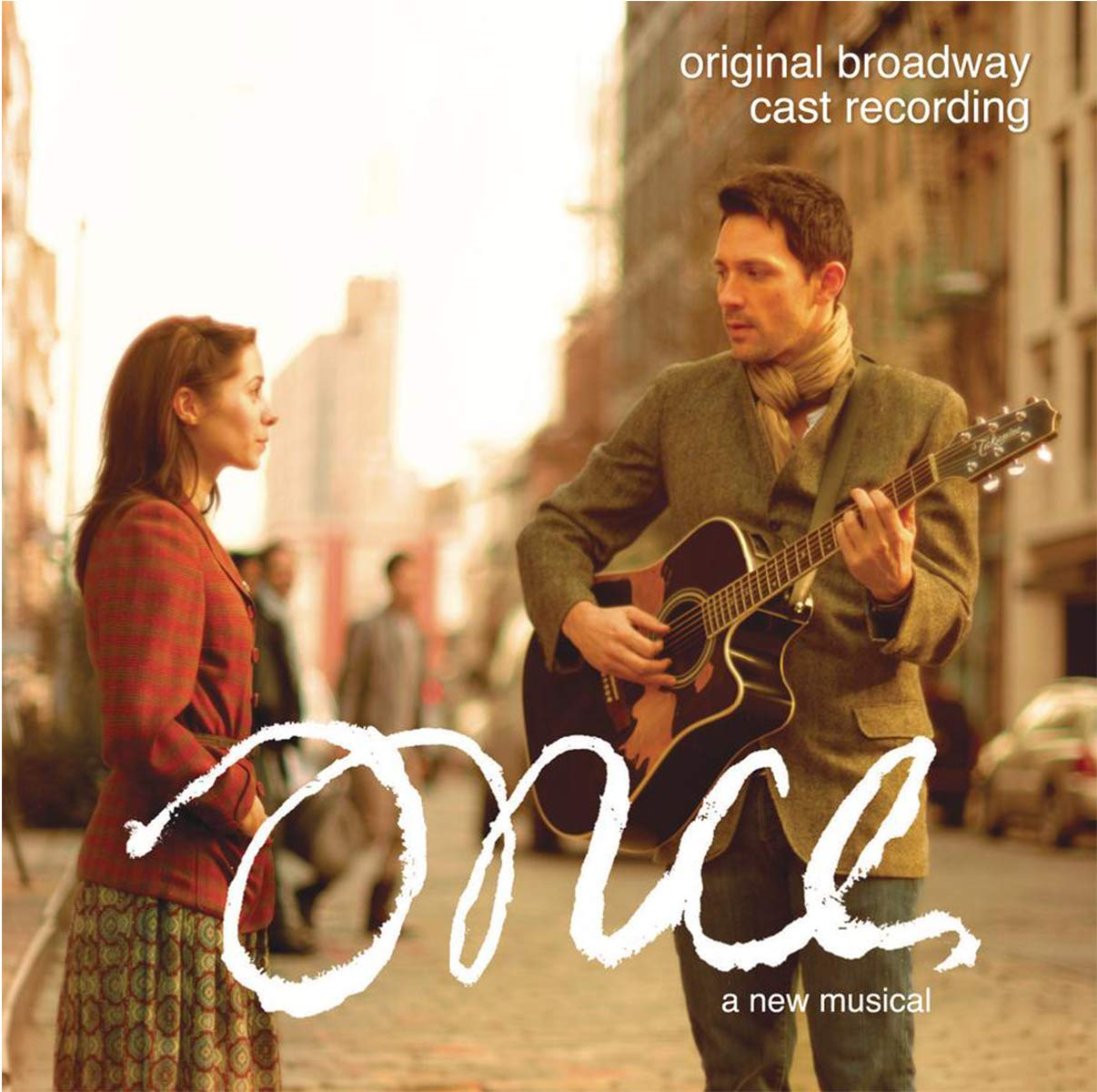 Once: A New Musical B01AHK4TPO