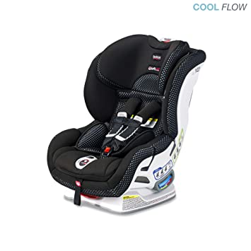 Britax Boulevard ClickTight Convertible Car Seat Cool Flow Grey