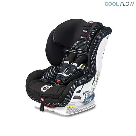 Britax Boulevard ClickTight Convertible Car Seat, Cool Flow Grey