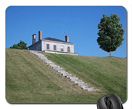 Kennebec Arsenal Augusta, Maine 4 Mouse Pad, Mousepad