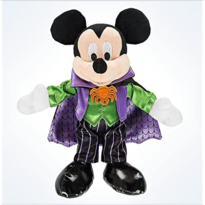 Disney Parks Mickey Halloween Cute Spooky Vampire Plush 2015 Exclusive by Disney: Toys & Games