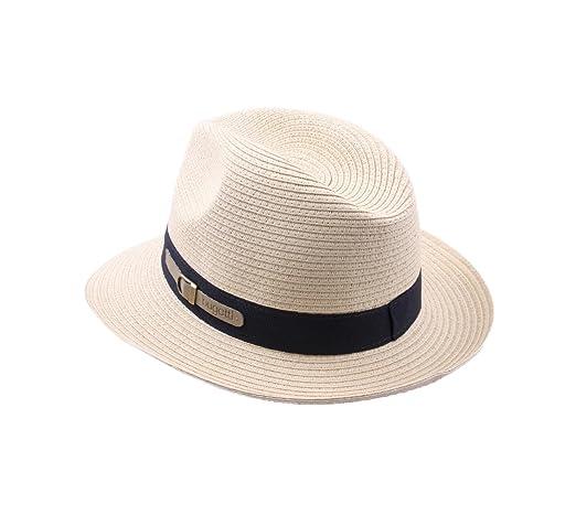 Wegener - Cappello Panama Uomo Tahiti - Size XL  Amazon.it  Abbigliamento 7fef4d002511