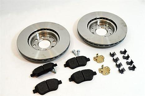 PR-NR 1KP Bremsscheiben//Bremsen Bremsbel/äge hinten