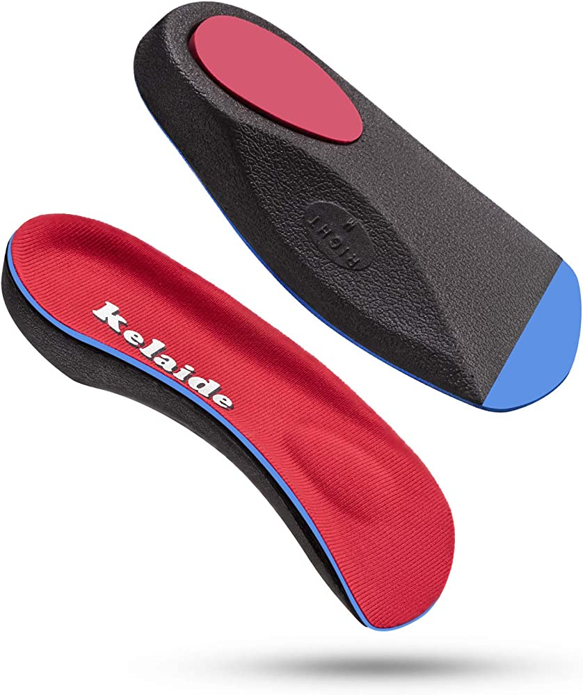 Kelaide 3/4 Orthotic Insoles Arch