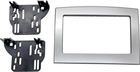 Best Kits BKCDK651 Dodge RAM 2006-2008 Double-Din Kit For Non-Navigation Factory Radios
