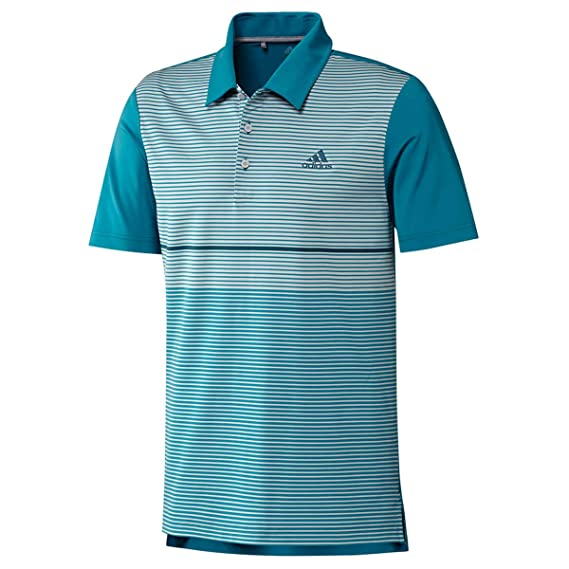a75a1185 adidas Men's Ultimate Color Block Polo Shirt: Amazon.co.uk: Clothing