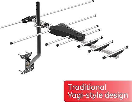 GE 33685 Digital Pro Outdoor Yagi Antenna