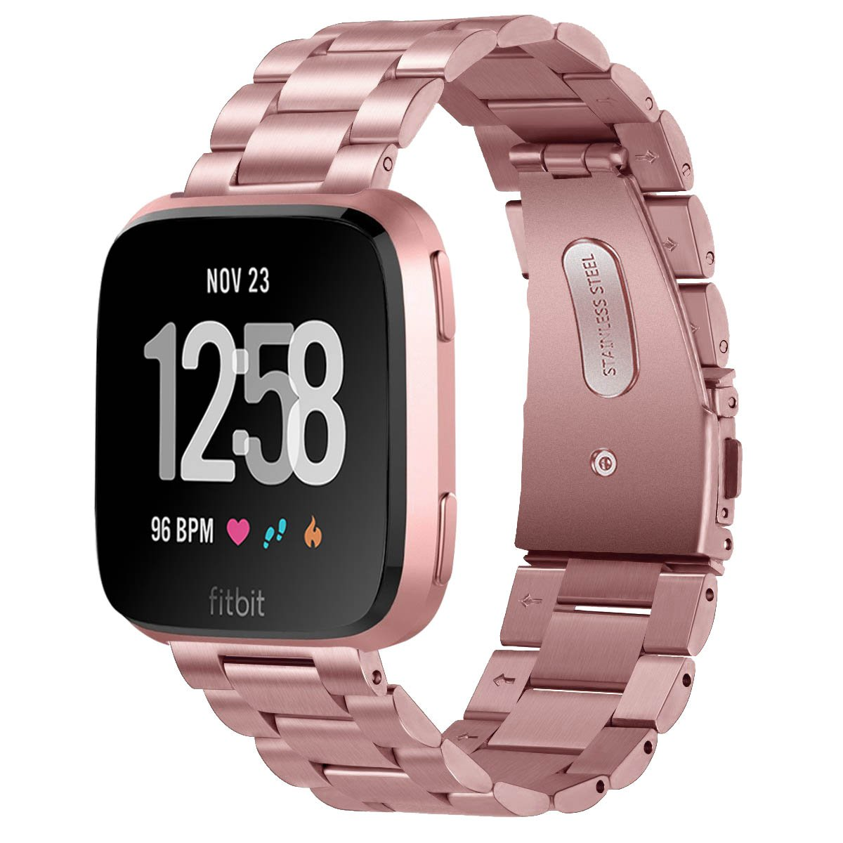 fitbit versa special edition rose gold