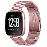 VIGOSS Compatible with Fitbit Versa Band/Versa 2