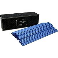 "Cocod'or Diffuser Blue Fiber Reed Sticks(100Pcs, 8"" X 4Mm)"