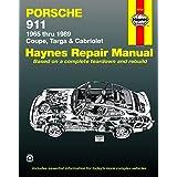 Porsche 911 (65-89) for Coupe, Targa & Cabriolet Haynes Repair Manual