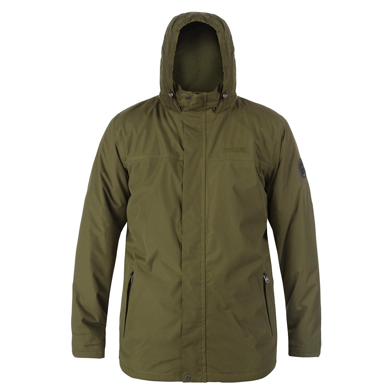Regatta Hesper Mens Waterproof Windproof Hooded Insulated Jacket